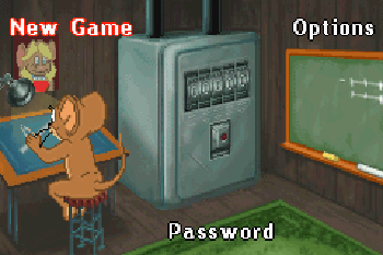 Tom and Jerry Tales - Symbian game screenshots. Gameplay Tom and Jerry Tales