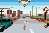 In addition to the sis game Global Race: Raging Thunder for Symbian phones, you can also download Tony Hawks: Downhill jam for free.