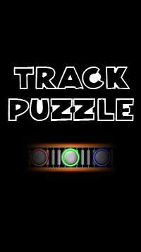 Track Puzzle - Symbian game screenshots. Gameplay Track Puzzle