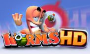 In addition to the sis game Fisherman for Symbian phones, you can also download Worms HD for free.