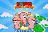 In addition to the sis game  for Symbian phones, you can also download Worms World Party (GBA) for free.