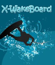 X-WakeBoard download free Symbian game. Daily updates with the best sis games.