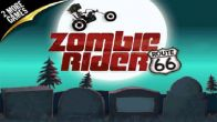 In addition to the sis game Bubble birds 3 for Symbian phones, you can also download Zombie Rider for free.